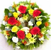 10 inch Mixed Wreath