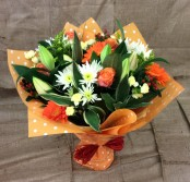 Cello Wrap Bouquet (not in water)
