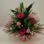 Front Facing Hand Tied-1