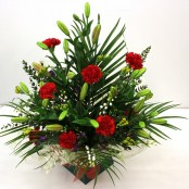 Front Facing Hand Tied-3